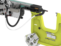 TOX®-Robot Tong with servo drive TOX®-ElectricDrive